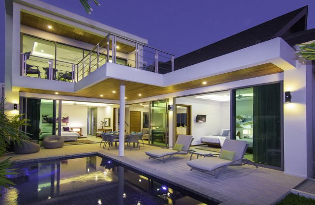 Three Bedroom Private Pool Villa for Sale at Ka Beach Image by Phuket Realtor