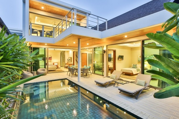 Four Bedroom Private Pool Villa for Sale at Ka Beach Image by Phuket Realtor