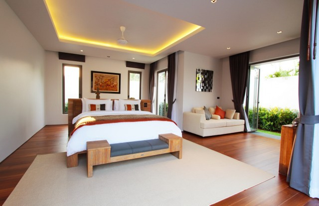 Luxury Four Bedroom Private Pool Villa in Phuket Image by Phuket Realtor