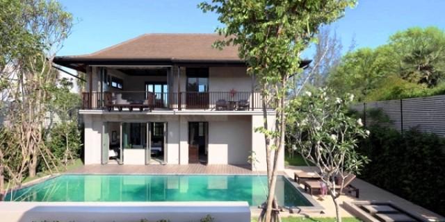 Oriental Pool Villa for Sale near Laguna Phuket Image by Phuket Realtor