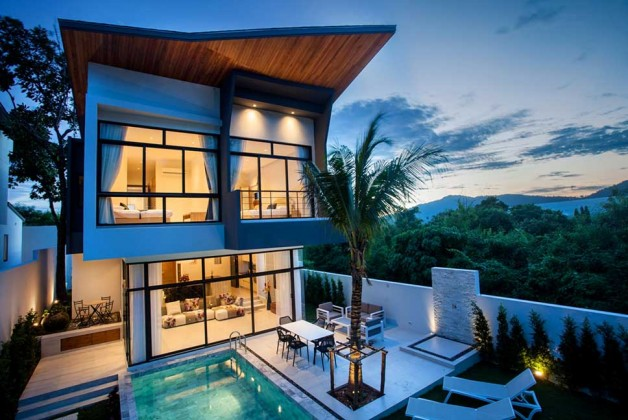 Rawai Private Pool Villa for sale with Green Energy Image by Phuket Realtor