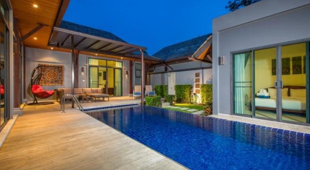 SaiYuan Estate Private Pool Villa for Sale in Rawai Image by Phuket Realtor
