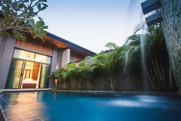 Onyx Private Pool Villa for Sale in SaiYuan Estate Image by Phuket Realtor