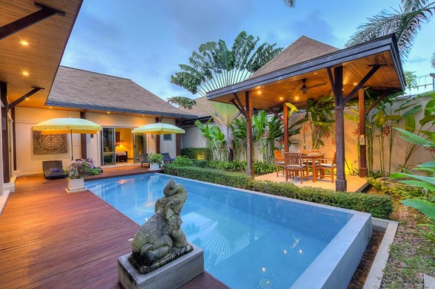 Two Villas Kokyang Estate Private Pool Villa for Sale Image by Phuket Realtor