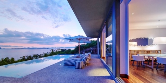 Point Yamu by Como Sea View Five Bedroom Pool Villa for Sale Image by Phuket Realtor