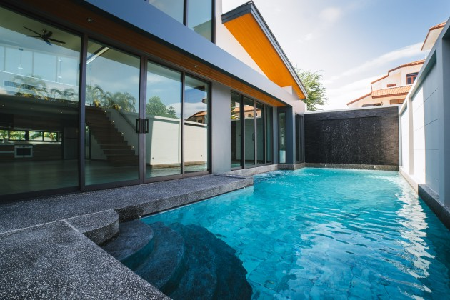 Rawai Beach Two Bedroom Pool Villa for Sale Image by Phuket Realtor