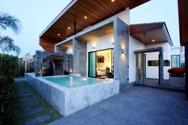 Affordable Chalong Two Bedroom Pool Villa for Sale Image by Phuket Realtor