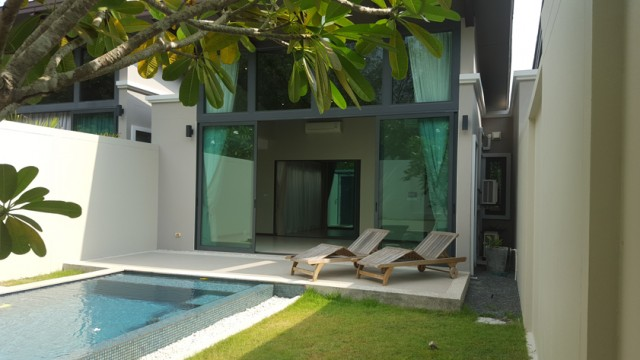 Baan Wana Thalang Two Bedroom Pool Villa for Sale Image by Phuket Realtor