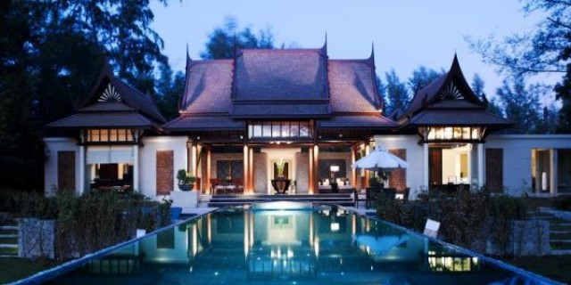 Banyan Tree Luxury One Bedroom Pool Villa Residence for Sale Image by Phuket Realtor