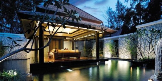 Banyan Tree Luxury Double Pool Villa for Sale Image by Phuket Realtor