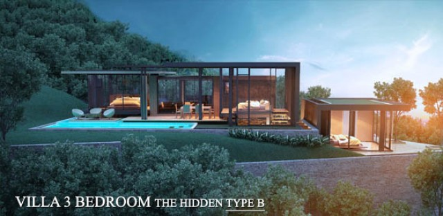 Natural Park Villas Three Bedroom for Sale in Kamala Image by Phuket Realtor