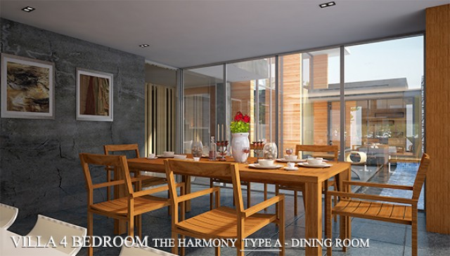 Stone Walled Private Four Bedroom Villa in Kamala for Sale Image by Phuket Realtor