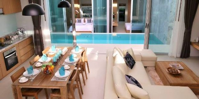 Bai Bua Three Bedroom Pool Villa for Sale Image by Phuket Realtor