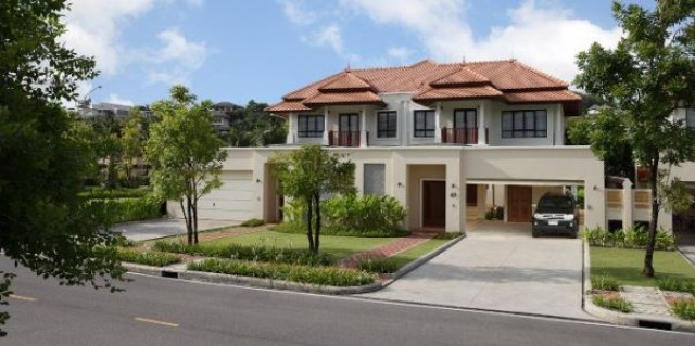 Laguna Phuket Two Story Three Bedroom Townhome for Sale Image by Phuket Realtor