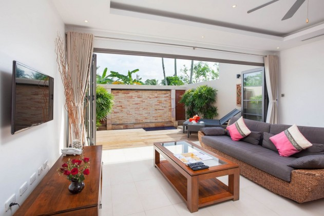 The Residence One Bedroom Plunge Pool Villa for Sale Image by Phuket Realtor