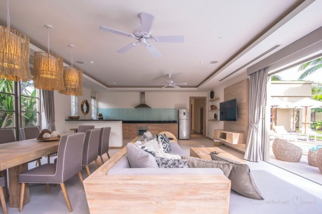 For Sale The Residence Three Bedroom Private Pool Villa Image by Phuket Realtor