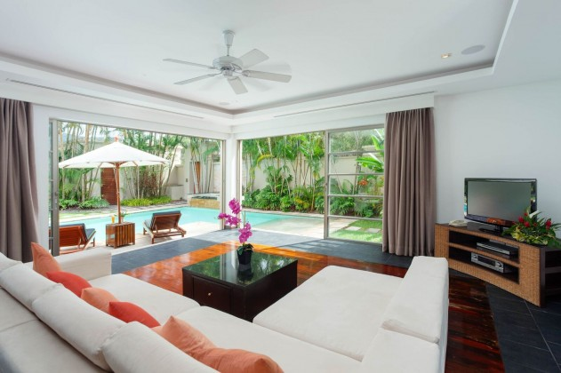 For Sale The Residence 3B Private Pool Villa Image by Phuket Realtor