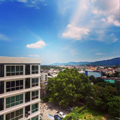 Phuket Town Sea View One Bedroom Condo for Sale Image by Phuket Realtor