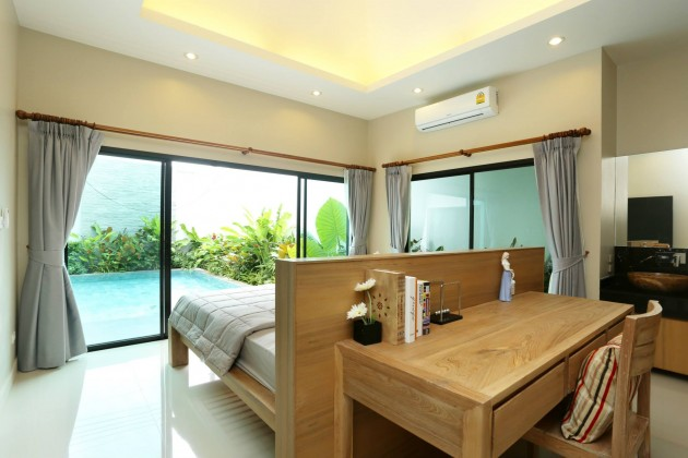 Layan Tara Detached Two Bedroom Pool Villa for Sale Image by Phuket Realtor