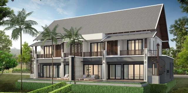 Loch Palm Residence – Kathu Phuket Semi Detached Home Image by Phuket Realtor