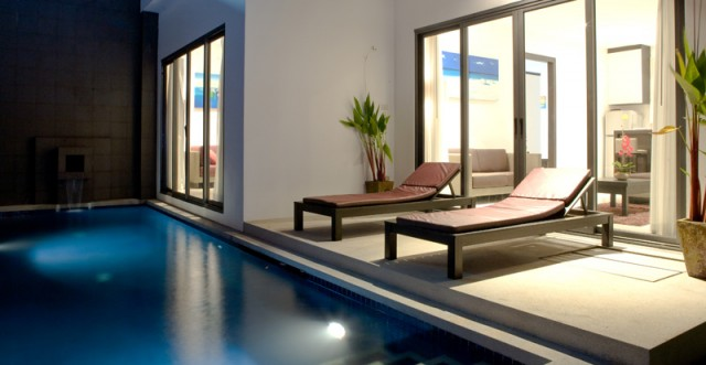 Affordable One Bedroom Pool Villa in Bang Tao Image by Phuket Realtor