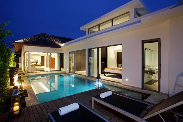 Elegant Three Bedroom Private Pool Villa in Bang Tao Image by Phuket Realtor