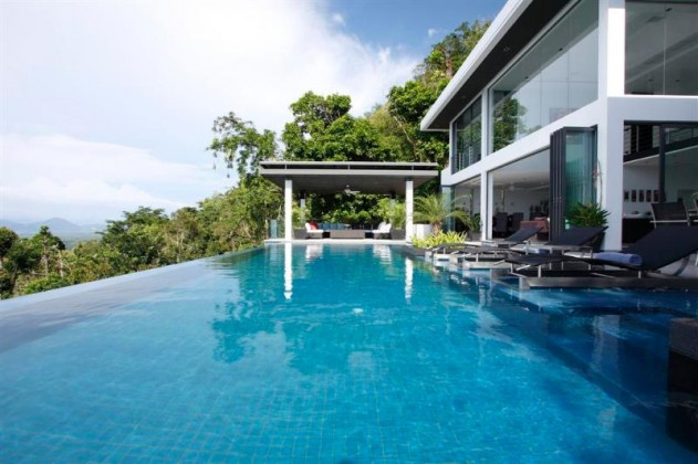 Vertigo Surin Beach Sea View Villa for Sale Image by Phuket Realtor