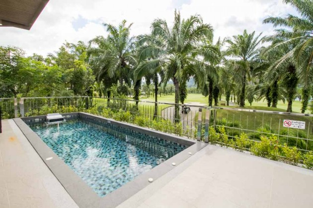 Loch Palm – Kathu Phuket Semi Detached Golf Villa Image by Phuket Realtor