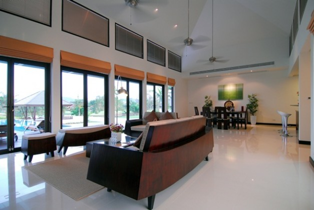 Exclusive Fairway Home for Sale on Kathu Golf Course Image by Phuket Realtor