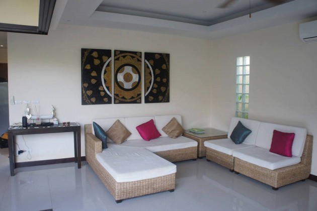 Nai Harn Two Bed Plunge Villa for Sale Image by Phuket Realtor