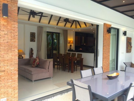 Thalang Two Bed Thai Balinese Style Villa for Sale Image by Phuket Realtor