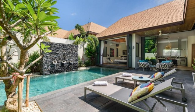 Cute Nai Harn Two Bedroom Pool Villa for Sale Image by Phuket Realtor
