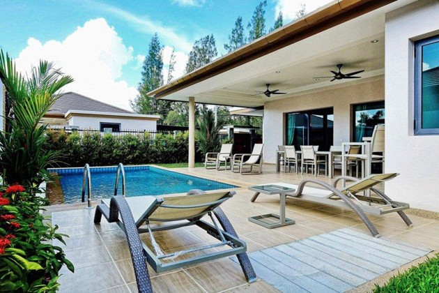 Bang Tao Two Bedroom Pool Villa for Sale Image by Phuket Realtor