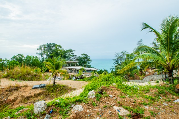 Sea View Land Plot for Sale in Surin Image by Phuket Realtor
