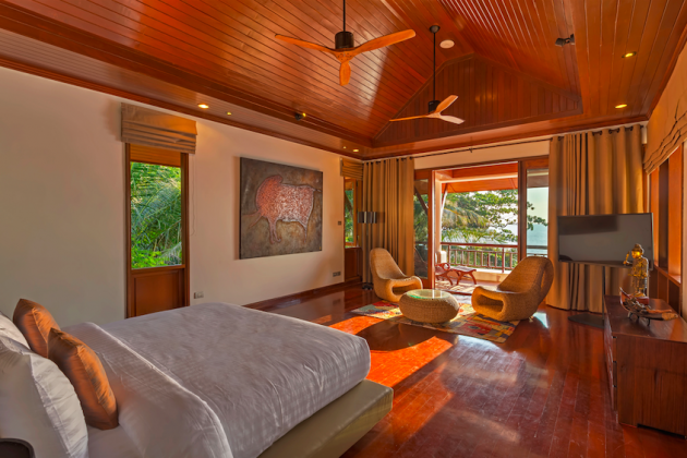 Remodeled Oceanfront Kata Beach 8 Bedroom Villa for Sale Image by Phuket Realtor