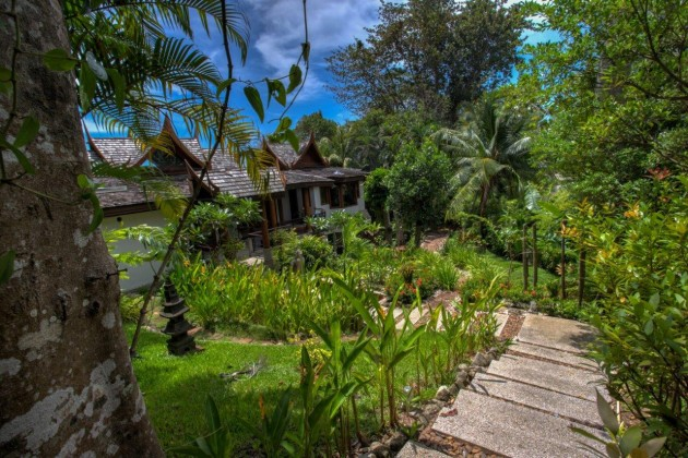 Sea View Surin Hill Private Pool Villa for Sale Image by Phuket Realtor