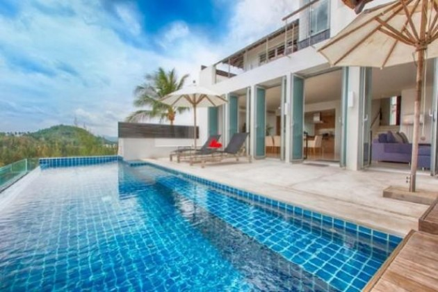 Sea View Surin Hill Pool Villa for Sale in Gated Estate Image by Phuket Realtor