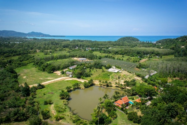 1 Rai Bang Tao Land Plot for Sale Image by Phuket Realtor