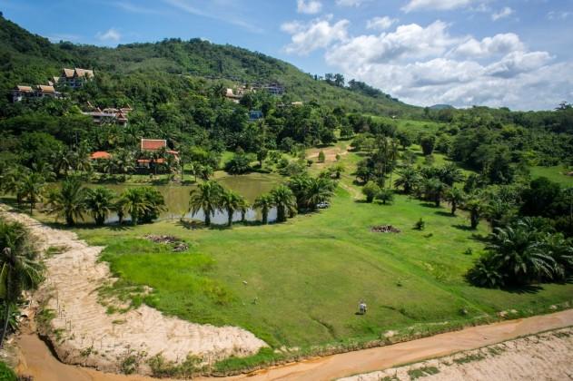 1 Rai Bang Tao Land Plot for Sale Image by Phuket Realtor