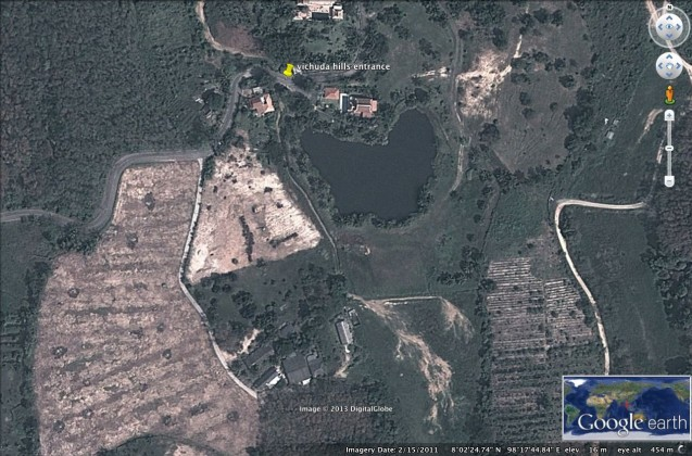 9 Rai Bang Tao Land Plot for Sale Image by Phuket Realtor