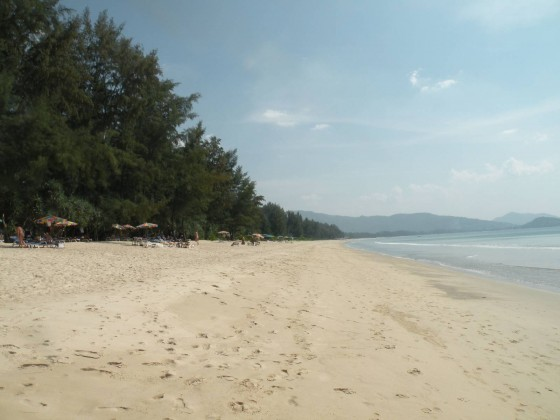 Layan Beachfront Land Plot for Sale (3.5 Rai) Image by Phuket Realtor