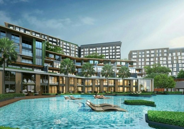 Sea View Three Bedroom Condominium for Sale Image by Phuket Realtor