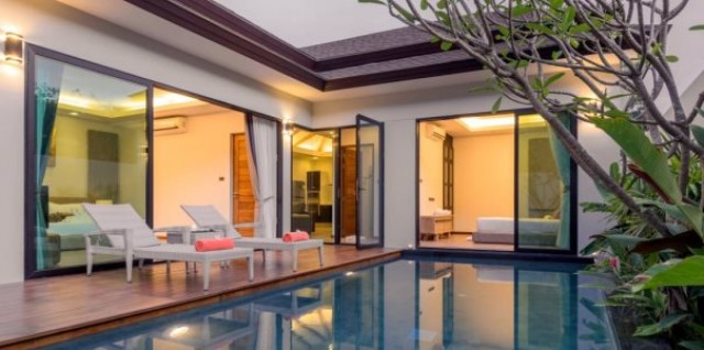 Harmonious Pool Villa for Sale in Natural Setting Image by Phuket Realtor