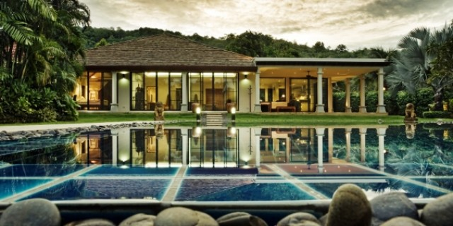 Empowering Nai Harn Five Bedroom Pool Villa for Sale Image by Phuket Realtor