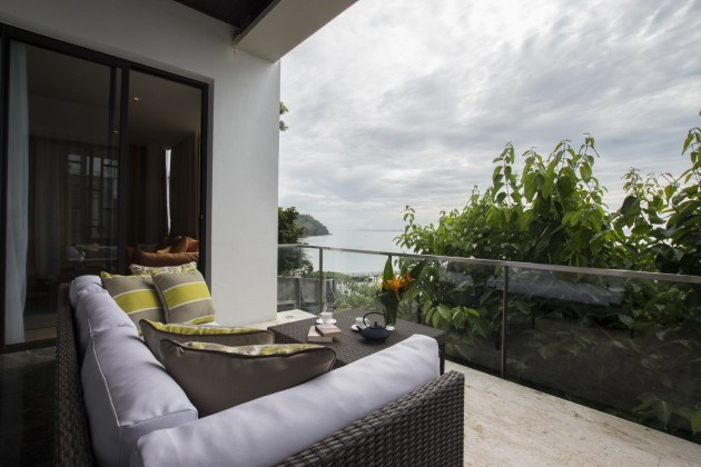 Tranquil Four Bedroom Oceanfront Pool Villa for Sale Image by Phuket Realtor