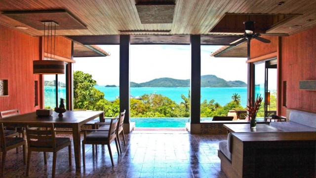 Glorious Sea View Family Suite Villa for Sale Image by Phuket Realtor