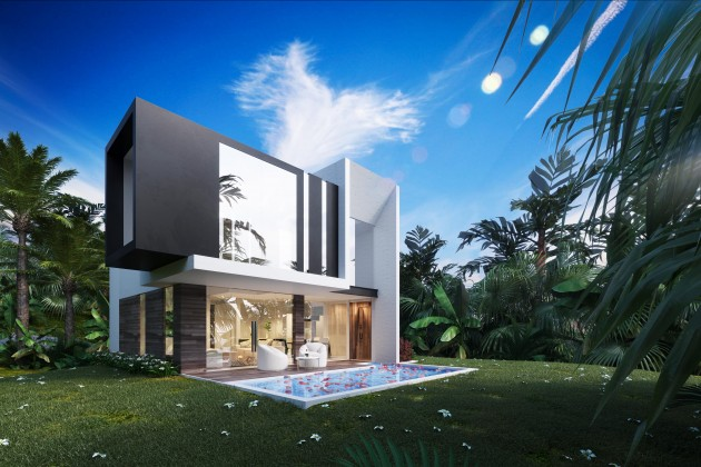 Creative Mountain View Pool Villa for Sale Image by Phuket Realtor
