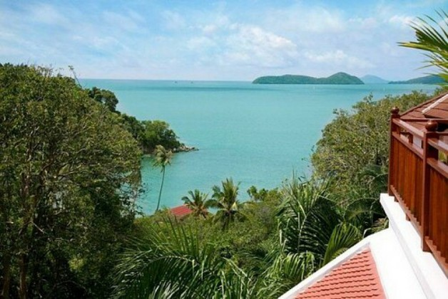 Cool Breezy Sea View Hillside Villa for Sale Image by Phuket Realtor