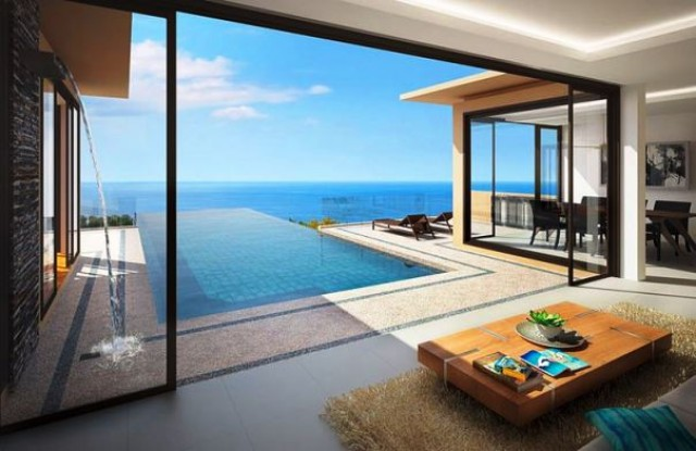 Wispering Sea View Pool Villa Built to Order Image by Phuket Realtor