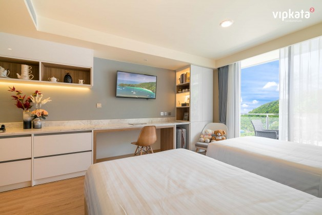 Irresistible Furnished Kata Condominium For Sale Image by Phuket Realtor